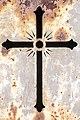 Flickr - Whiternoise - Pére Lachaise Cemetery, Vault Door (1).jpg
