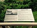 Flood of 1993 plaque, Segar Park, Chester Bridge, Chester, Illinois.jpg