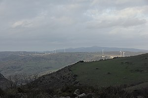 Florinas - Windmill park