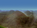 Fog Covers Chocolate Hills.png