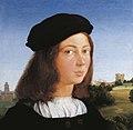 Follower of Raphael - Portrait of a Man c. 1506-13, RCIN 405760.jpg