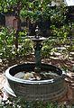 Font al jardí del palau de Forcalló, València.JPG