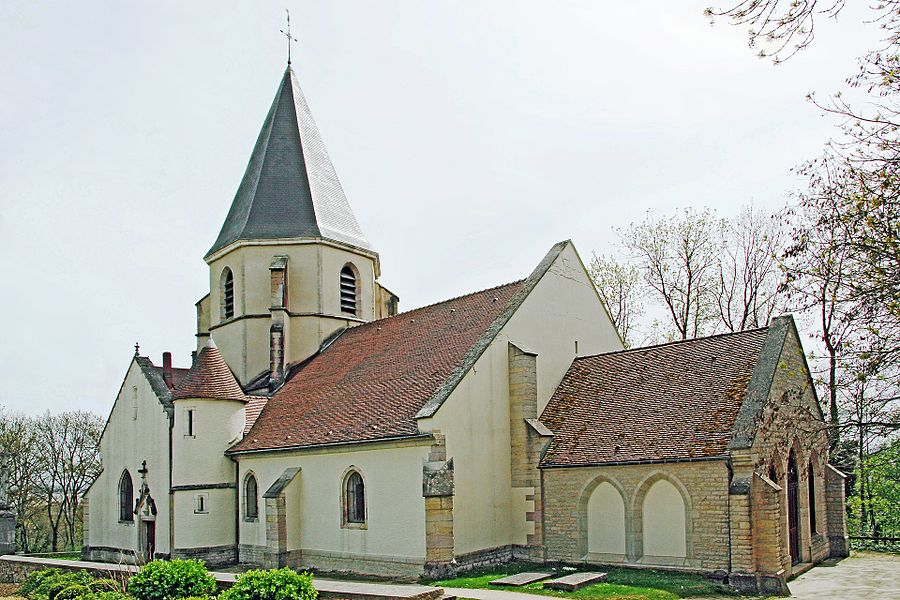 Église Saint-Bernard de Fontaine-lès-Dijon