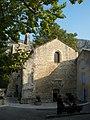 Fontaine Vaucluse - église.JPG
