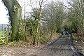 Footpath to Sandleford - geograph.org.uk - 1186683.jpg