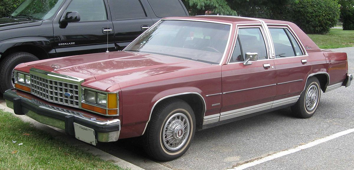 Ford LTD Crown Victoria Wikipedia – Interceptor Crown Victoria Fuse Box