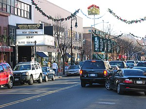 Forest Hills, Queens - Austin Street, the main shopping area