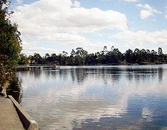Forest Lake, Queensland - Image: Forestlakequeensland