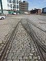 Former railway line at Princes Dock, Liverpool (6).JPG