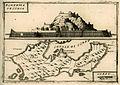 Fortezza vecchia - Coronelli Vincenzo - 1688.jpg