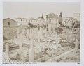 Fotografi av romerska agoran och vindarnas torn i Aten - Hallwylska museet - 103053.tif