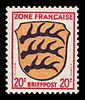 Fr. Zone 1945 8 Wappen Württemberg.jpg