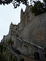Fr Mont-Saint-Michel Entry Streets 2.JPG