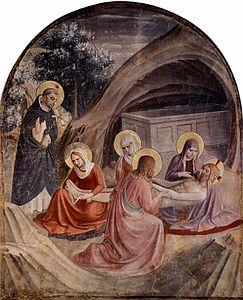 Resultado de imagen de pinturas de fra angelico