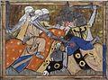 Français 22495, fol. 105, Bataille d'Ager Sanguinis (1119).jpeg