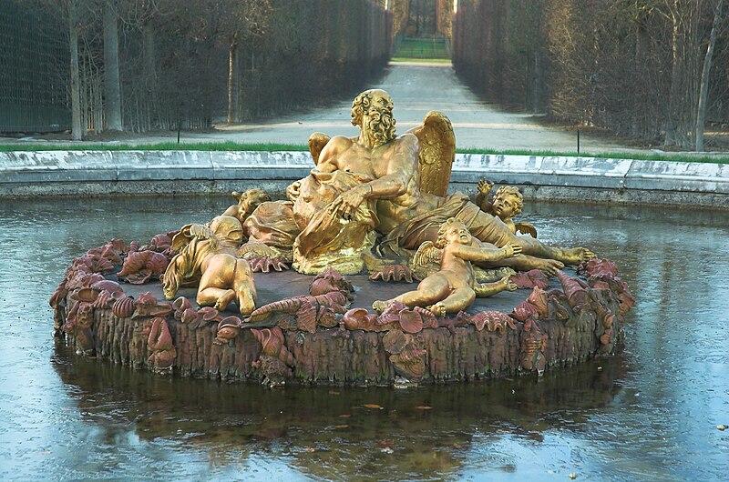Ficheiro:François Girardon, Bassin de Saturne, Musée national des chateaux de Versailles et de Trianon, Versailles, France (1672–1677) - 01.jpg