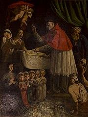 Le Miracle de saint Bonaventure