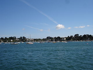Île-aux-Moines Commune in Brittany, France