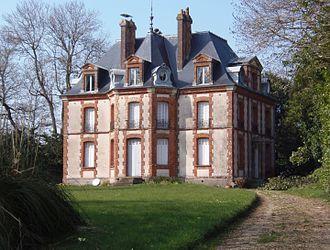 La Bazoque, Calvados - The Chateau near the Quarry
