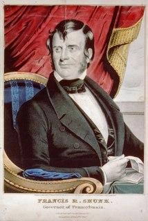 Francis R. Shunk American politician