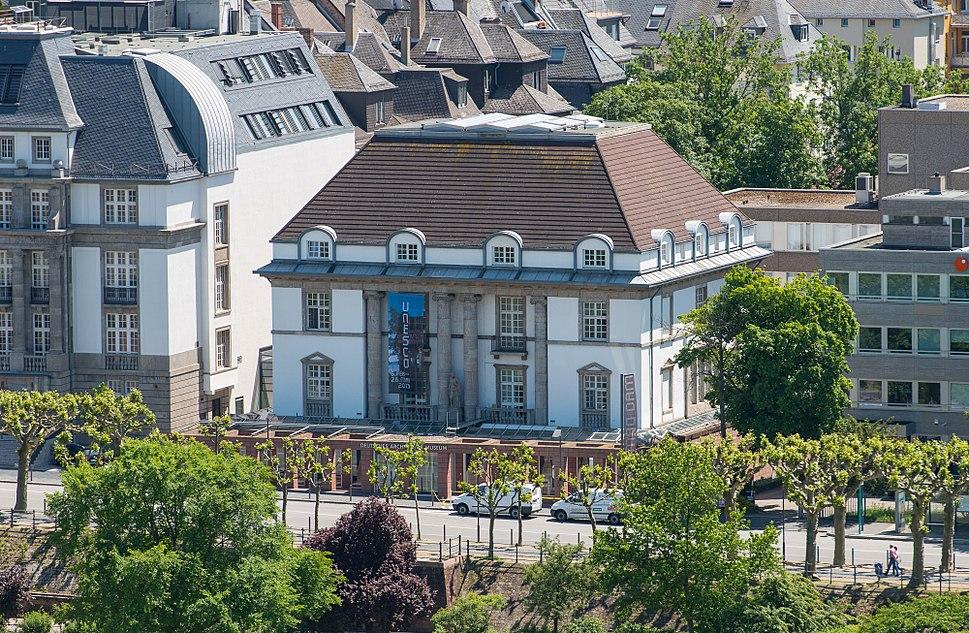 Frankfurt Deutsches Architektur Museum.20130603