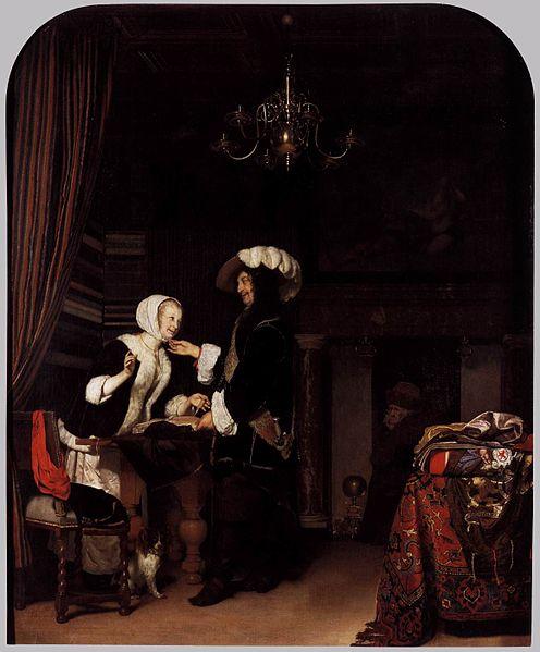 File:Frans van Mieris (I) - The Cloth Shop - WGA15628.jpg