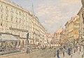 Franz Alt Graben in Wien mit dem Leopoldsbrunnen 1878.jpg
