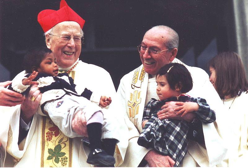 File:Franz Kardinal König mit P. Carlo Mondini OMV, 17.4.1994.jpg