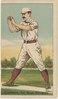 Fred Carroll, Pittsburgh Alleghenys, baseball card portrait LCCN2007680781.tif