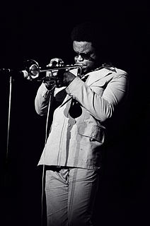Freddie Hubbard American musician