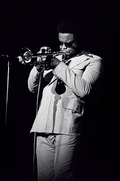 Picture of a band or musician: Freddie Hubbard