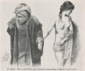Frederick Vezin - Ein Handel. Skizze, 1888.png