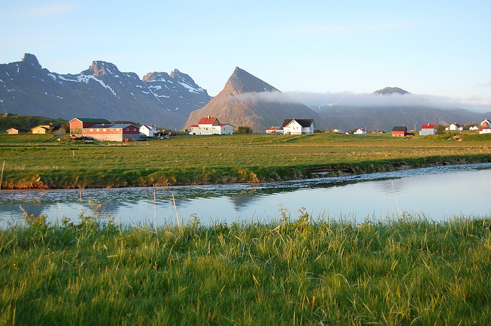 Fredvang Lofoten 2009 2