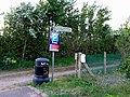 Free Parking at Diddington - geograph.org.uk - 427920.jpg
