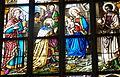 Freistadt Pfarrkirche - Fenster 6a Könige.jpg