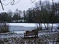 Frozen Fishing Lake (2) - geograph.org.uk - 1110717.jpg