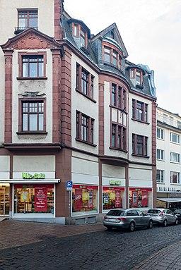 Mittelstraße in Fulda
