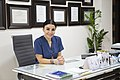 Günay Əliyeva (Doctor of Medicine (MD) Ophthalmologist-surgeon) 3.jpg