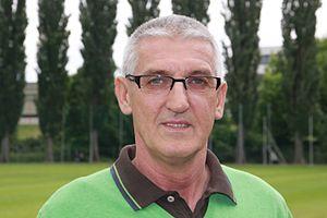 Günter Benkö - Image: Günter Benkö ehemaliger Fußballschiedsrichte r