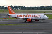 G-EZBA - A319 - EasyJet