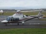 G-LITO Agustawestland A-109-S Helicopter (Castle Air Ltd) (46039519545).jpg