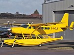 G-MDJE Cessna Caravan Floatplane Aerodynamics Ltd (32083074120).jpg