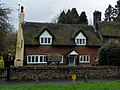 GOC Harpenden and Rothamsted 008 Thatched Cottage, Hatching Green (26431407331).jpg