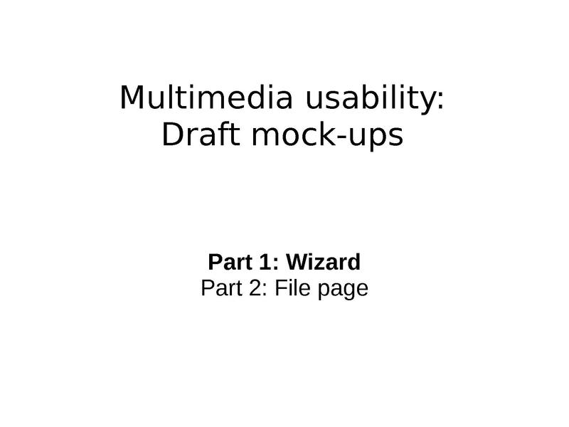 File:GPaumier multimedia usability draft mock-ups Oct09.pdf