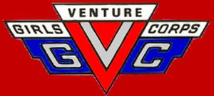 Girls Venture Corps Air Cadets - The Girls Venture Corps Badge