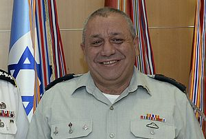 Chief of General Staff (Israel) - Image: Gadi Eizenkot (2016)