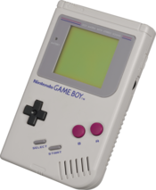 old game boy for mario game