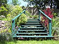 Garden Steps in Summer - geograph.org.uk - 504513.jpg