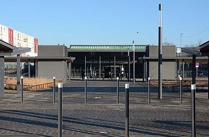 Como chegar até Gare de Sevran Beaudottes com o transporte público - Sobre o local
