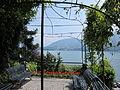 Gazebo con vista sul Lago.JPG